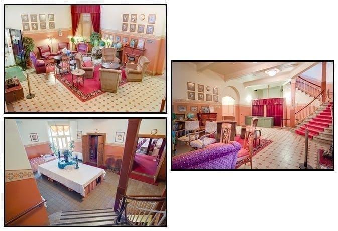 Olympia-sali ja hotelli Cumulus Pinja (3)