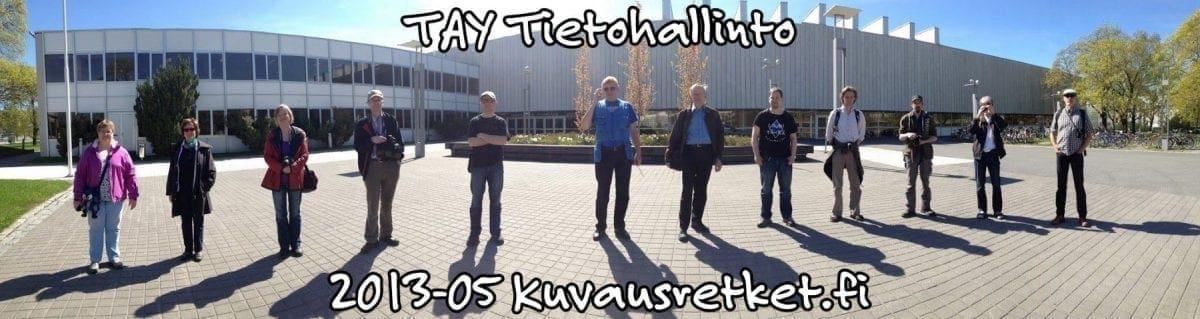 2013 TAY Tietohallinto Valokuvauskävely - Photowalking Tampere (1)