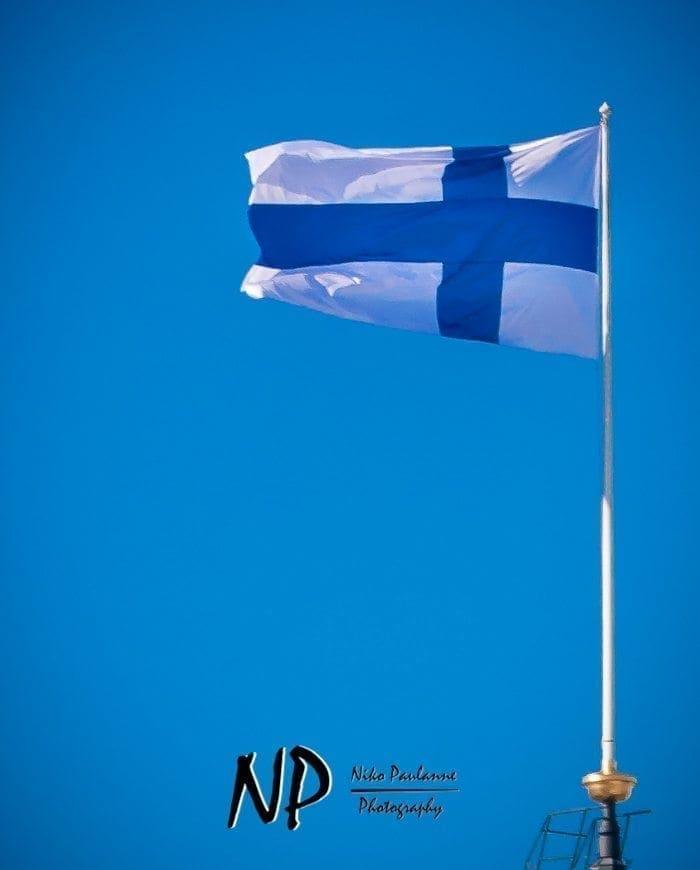 Hyvää itsenäisyyspäivää 2013 Suomi! © Niko Paulanne - www.nikopaulanne.com