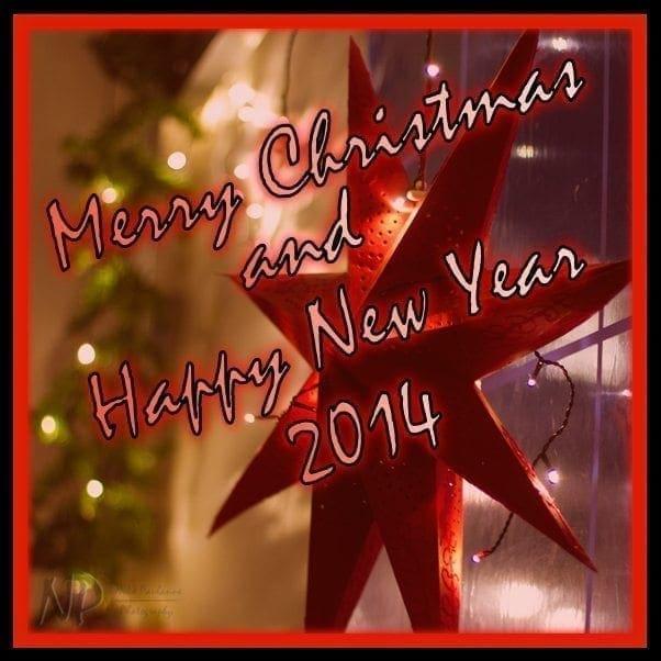 Merry Xmas and Happy New Year 2014!